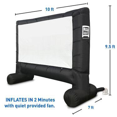 14' Diagonal Inflatable Mega Movie Screen