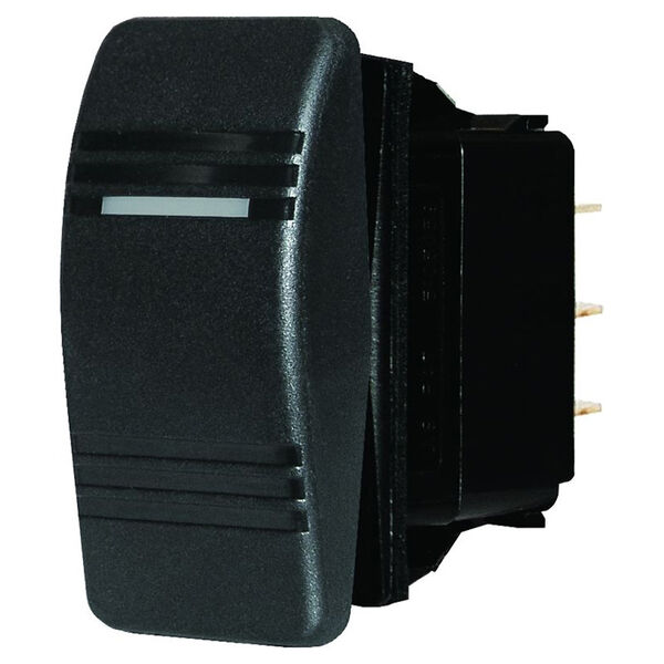 Blue Sea Systems Contura III Switch, SPDT (ON)-OFF-(ON)