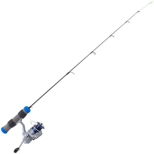 Clam Dave Genz Spring Bobber Series Ice Spinning Combo 25'' Ultra-Light