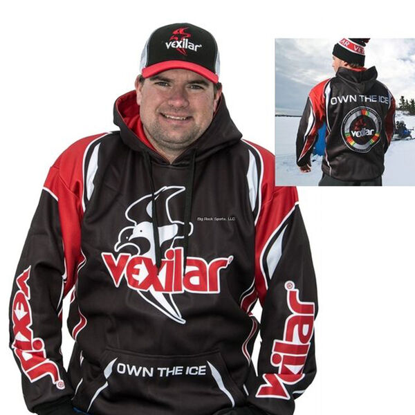 Vexilar Own the Ice Sublimated Hoodie