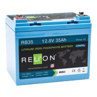 RELiON RB35 12V 35Ah LiFePO4 Battery
