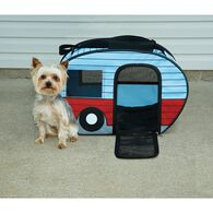 Retro RV Pet Carrier, Medium