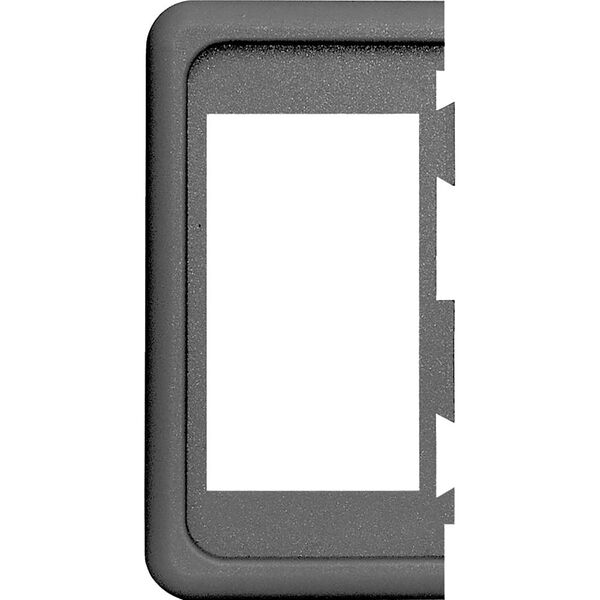 Blue Sea Systems Contura Switch Modular Mounting Bracket, End