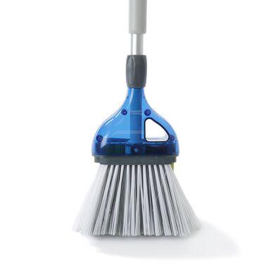 StorMate Collapsible Broom & Dustpan