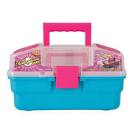 Shakespeare Cosmic Tackle Box, Raspberry