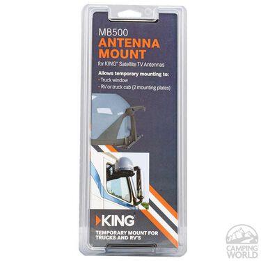 KING Portable Satellite Window Mount