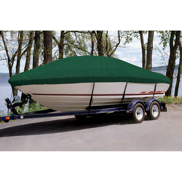 Ultima Solution Dyed Polyester Boat Cover For Sea Ray 190 Ski Ray Sk Open Bow