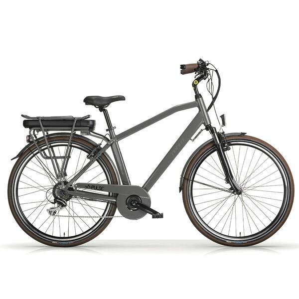 "MBM Pulse Crossbar 28"" Electric Bike"