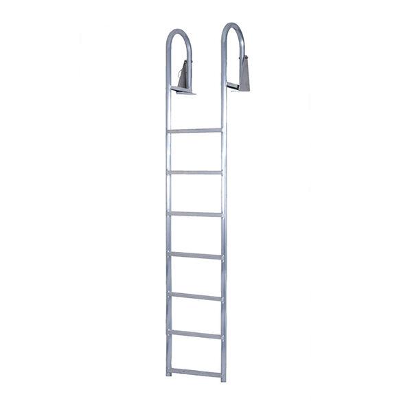 Dockmate Standard 7-Step Flip-Up Dock Ladder