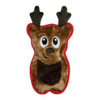 Outward Hound Invincibles Reindeer Plush Dog Toy