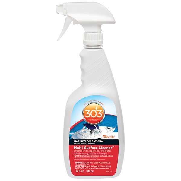 303 Marine and Recreation Multi-Surface Cleaner, 32 oz.