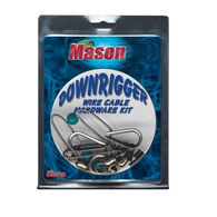 Mason Downrigger Wire Cable Hardware Kit