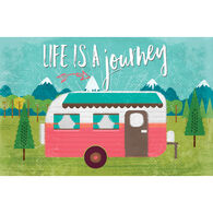 Reversible Placemats, Life Is a Journey