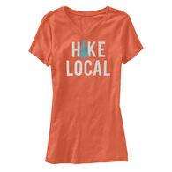 Hike Local Women's Short-Sleeve Tee