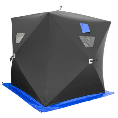 Forge Fishing Insulated Roof Hub, 6' x 6'
