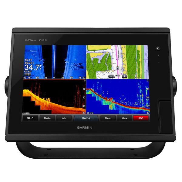 "Garmin GPSMAP 7410 10"" Touchscreen Chartplotter With J1939 Port"