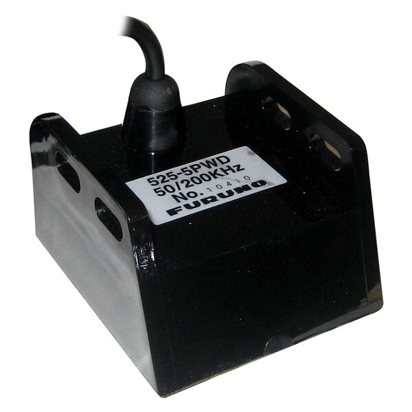 Furuno 525-5PWD Plastic Transom-Mount Transducer