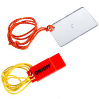 Orion Search And Rescue Whistle/Mirror Kit