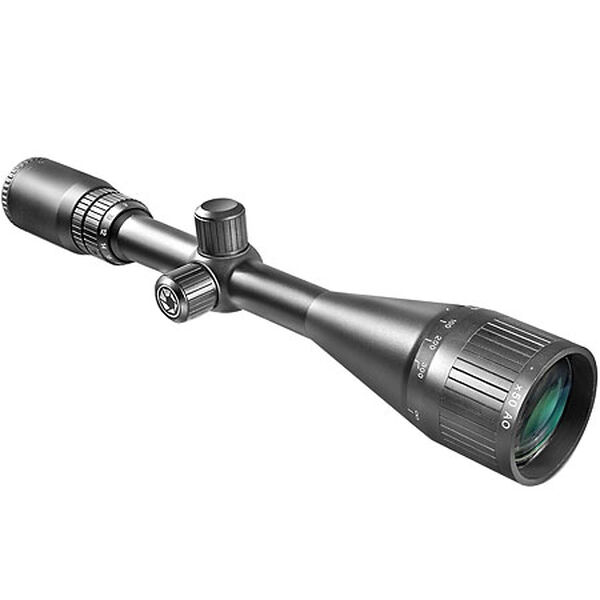 Barska AO Varmint Riflescope, 10-40x50