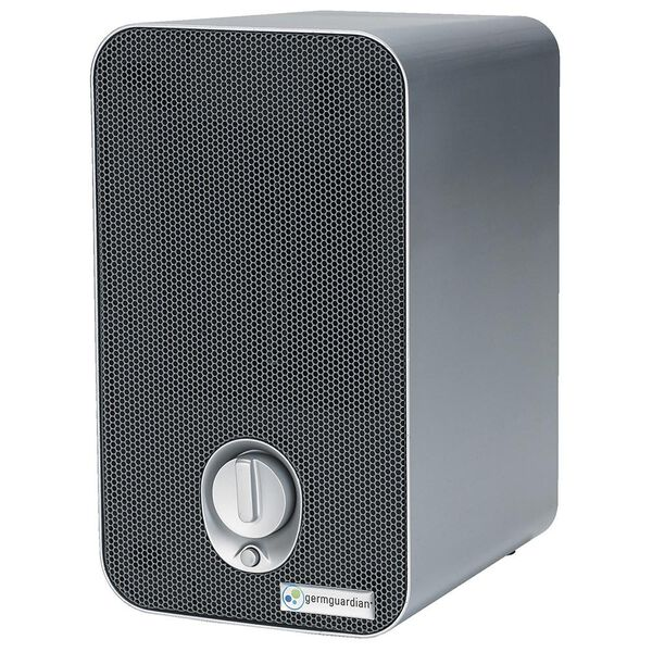 GermGuardian 3-in-1 Table Top HEPA Air Purifier System with UV Sanitizer and Odor Reduction, 11""