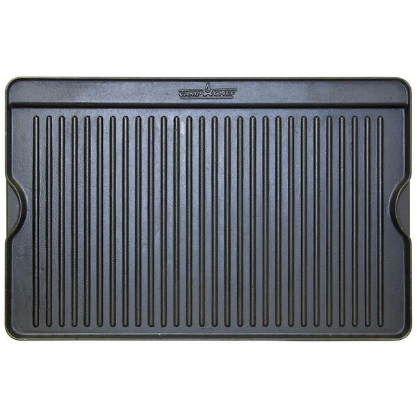 Camp Chef Reversible Cast Iron Grill & Griddle
