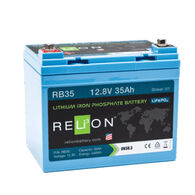 RELiON 12V 35Ah Lithium Battery
