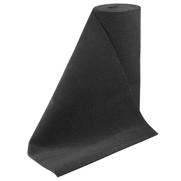 "Smith Black Marine-Grade Carpet Roll, 18'L x 18""W"