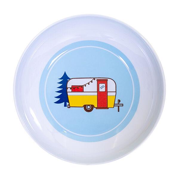 Camper Melamine Pasta Bowl