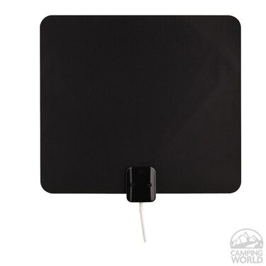 Multi-Directional Amplified Ultra-Thin Indoor Antenna