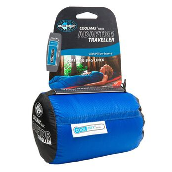 Sea to Summit Coolmax Adaptor Traveler Sleeping Bag Liner