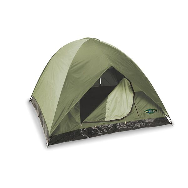Stansport Trophy Hunter 3-Person Dome Tent