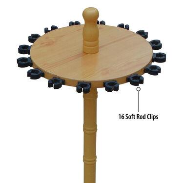 Rush Creek Creations 16-Rod Round Rack