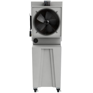 """Cool-Space Tall Base Glacier Variable Speed, Direct Drive Portable Evaporative Cooler, 18"""""""