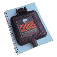 Rome Industries Pudgie Revolution! Pudgie Pie Iron Cookbook