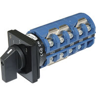 Blue Sea Systems AC Rotary Switch 3 Positions + OFF