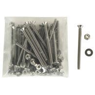 Stainless-Steel Pontoon Fence Bolt Kit, 26-Pack