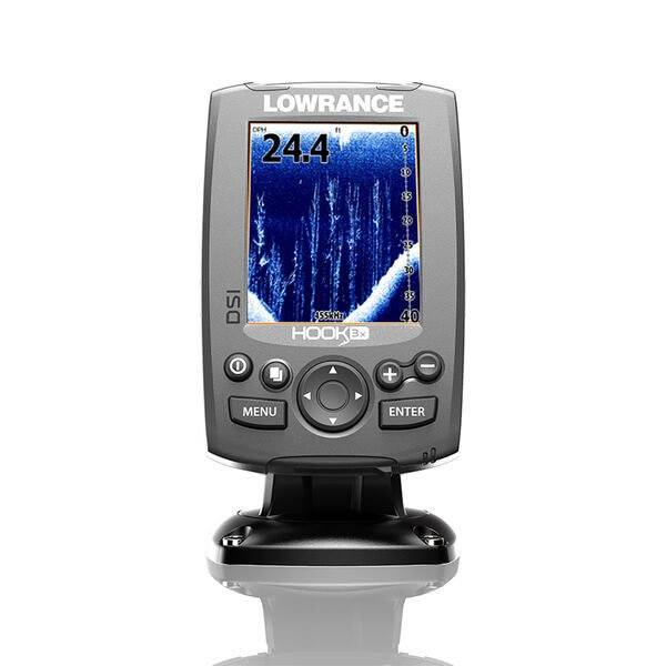 Lowrance HOOK-3x DSI Fishfinder