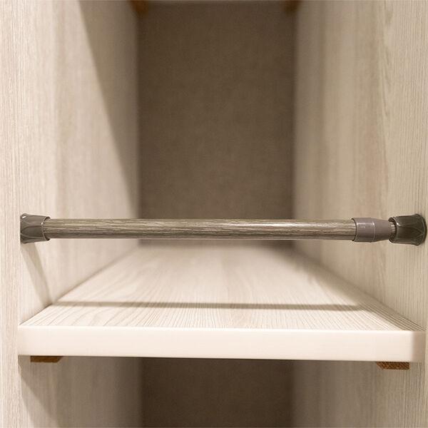 Simple Nest Gray Cupboard Bar, Large