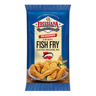 Louisiana Fish Fry Seasoned Crispy Fish Fry Breading, 10-Oz.