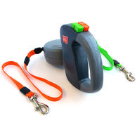 Wigzi 2-Dog Rope Leash with Lights