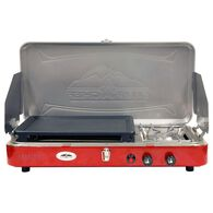Camp Chef Rainier Camper Combo Stove