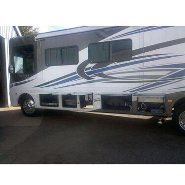 """Medium Hatchlift Slide Out Kit, For Doors 28"""" - 32"""" Tall"""