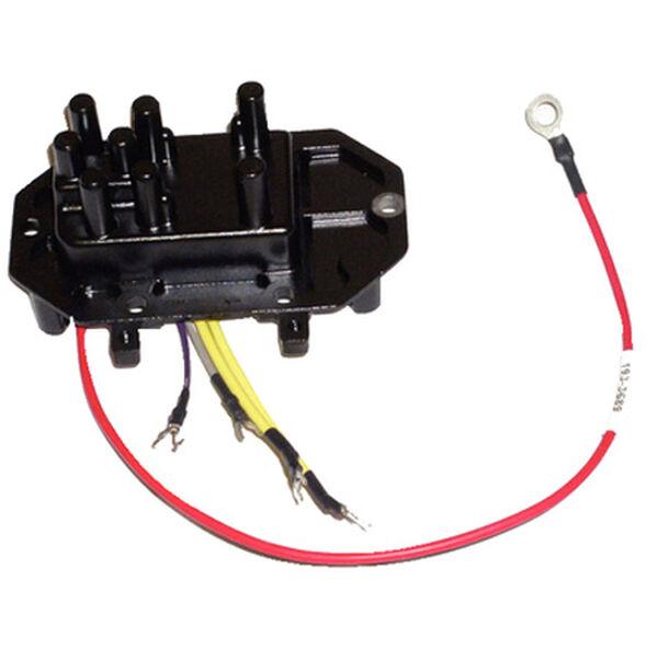 CDI OMC Voltage Regulator, Replaces 583266, 583689