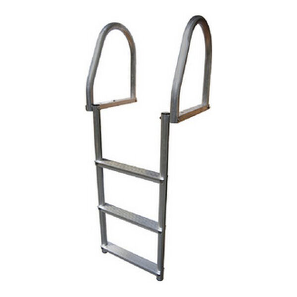 Dock Edge Flip-Up Eco Dock Ladder, 3-Step
