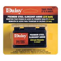Daisy PowerLine 3/8-Inch Premium Steel Slingshot Ammo