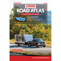 Rand McNally Road Atlas, Good Sam Edition, US & Canada