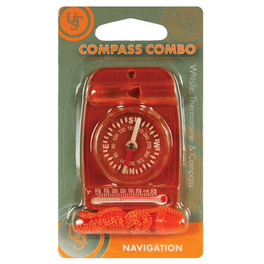 Ultimate Survival Technologies Compass Combo