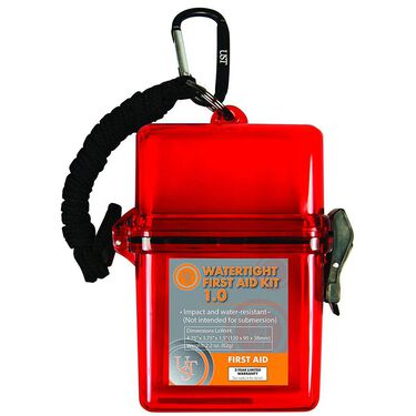 Ultimate Survival Technologies 22-Piece Watertight First Aid Kit 1.0