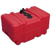 Moeller EPA Portable Plastic 12-Gallon Fuel Tank