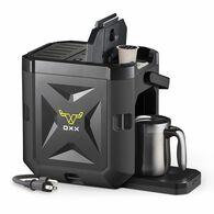 Coffeeboxx Single Serve Camping Coffee Maker in Black